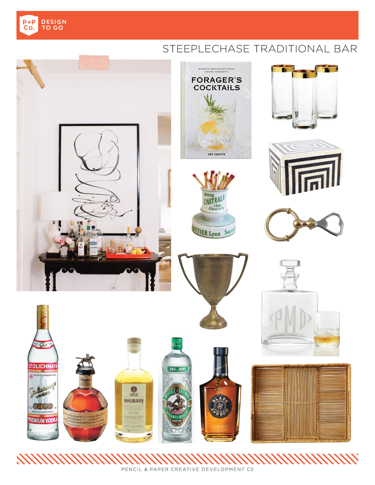 bar inspiration image by  Leslee Mitchell
