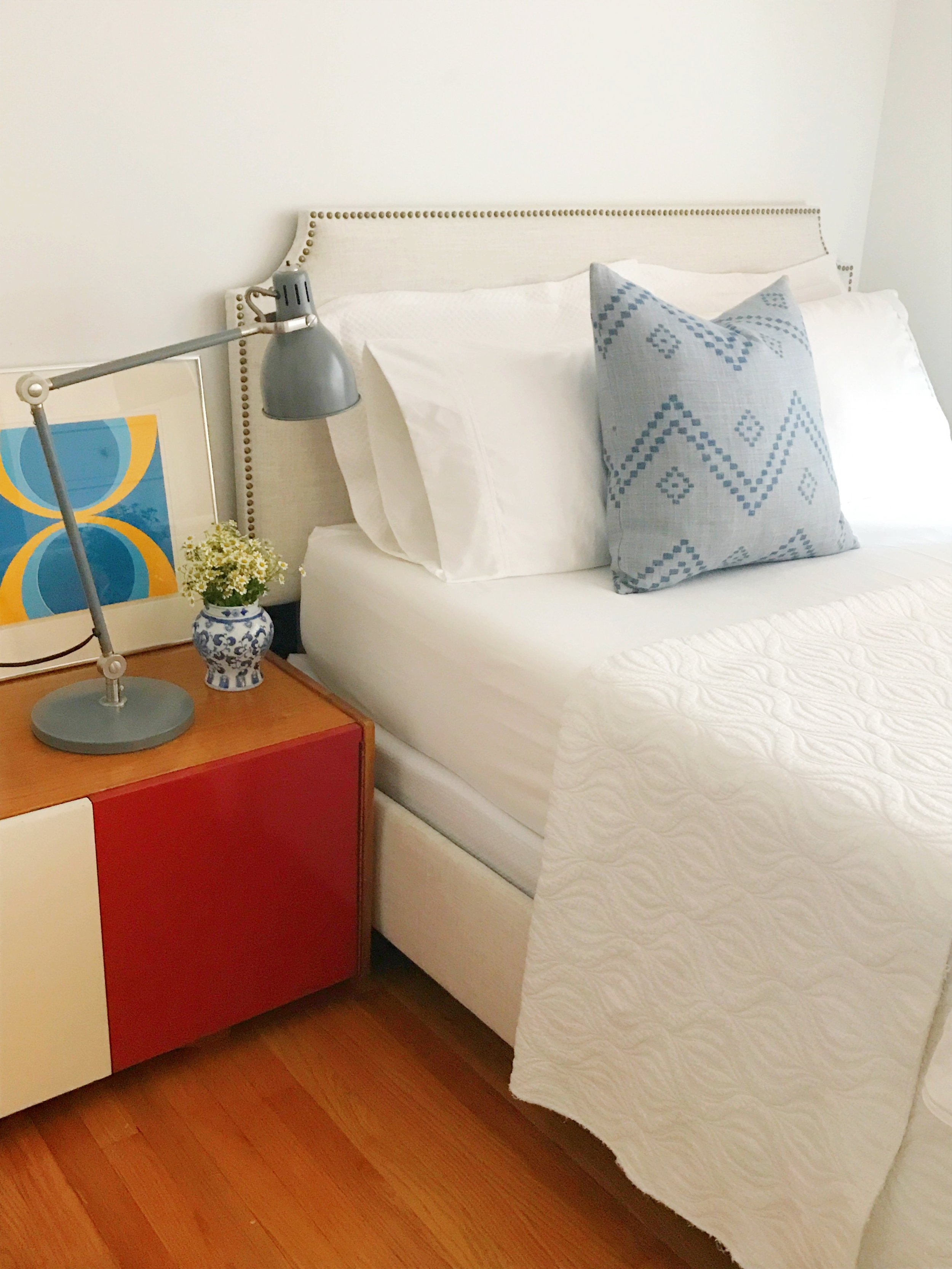 World Market Bed // Pencil & Paper Co.