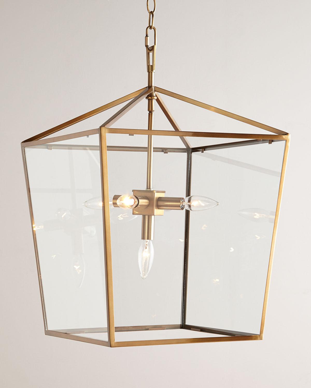 regina andrew design camden 5-light lantern  horchow— 20% off sitewide