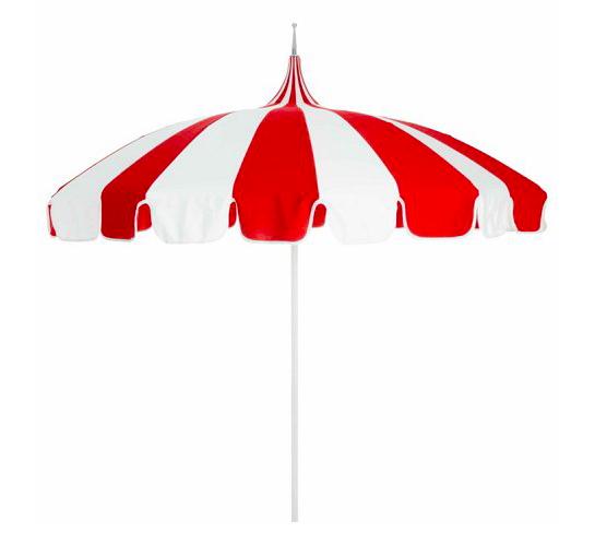 Pagoda Patio Umbrella
