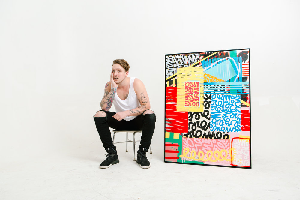 Art pop-up with Alic Daniel / Pencil and Paper Co.