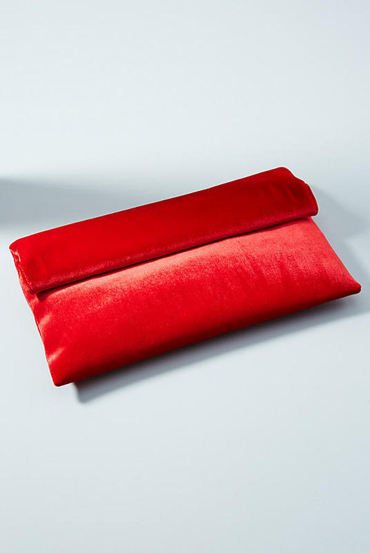 Augustina Fold Over Clutch