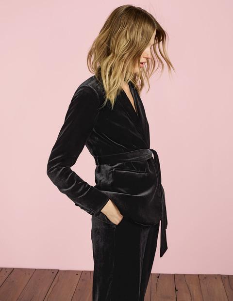 Roberta Velvet Jacket
