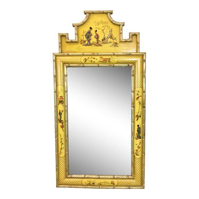1960s Chinoiserie Mirror