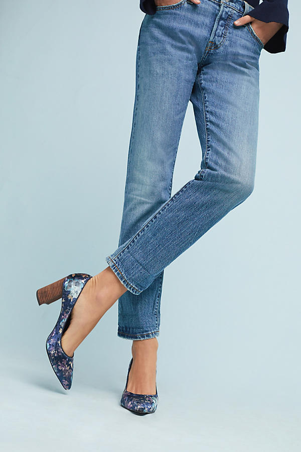 Levi's 501 High-Rise Jeans
