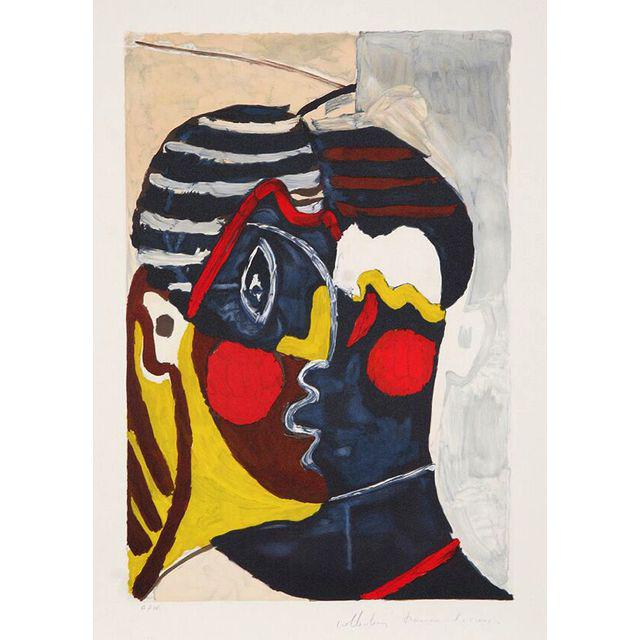 """Picasso """"Figure"""" Lithograph"""