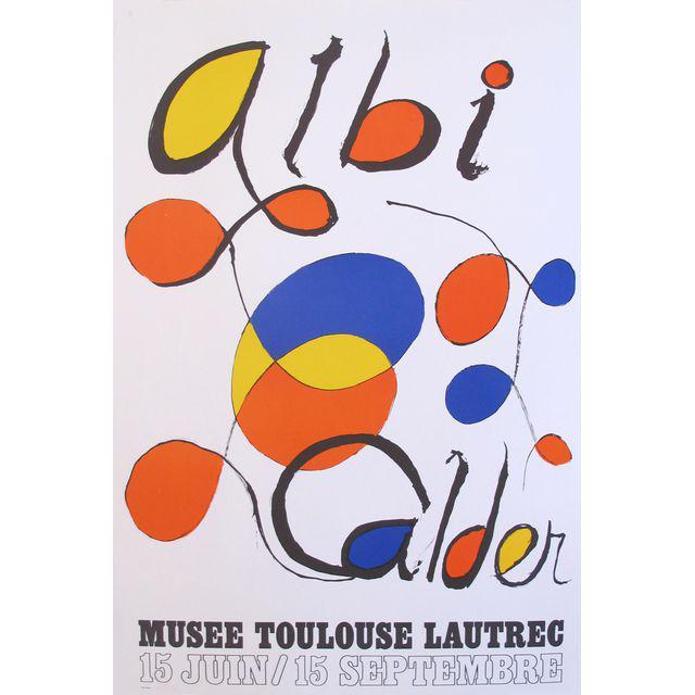 Calder Poster