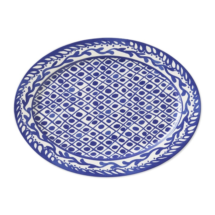 Geometric Platter