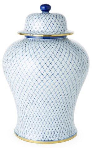 Net Ginger Jar