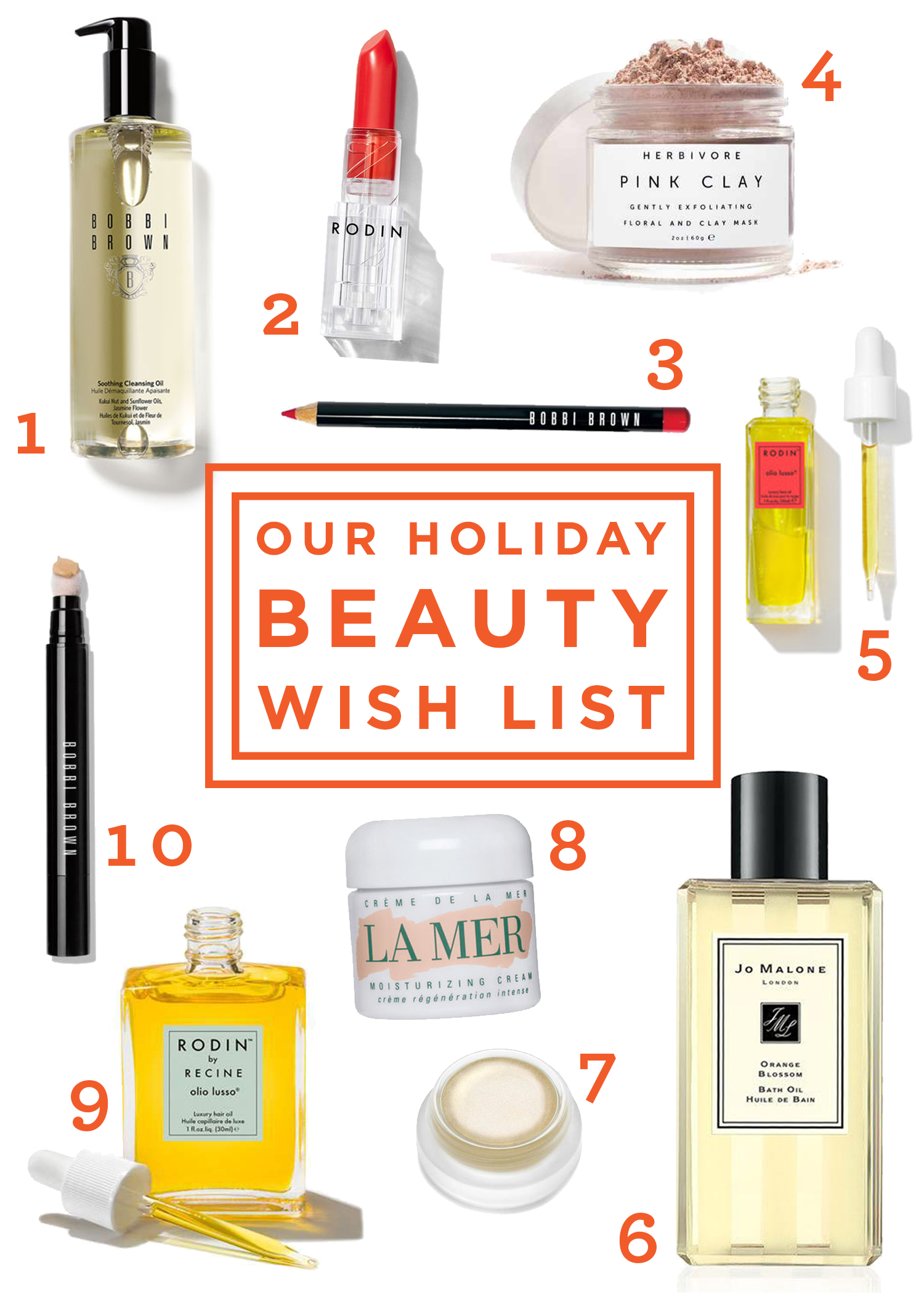 Pencil & Paper Co Beauty Wish List