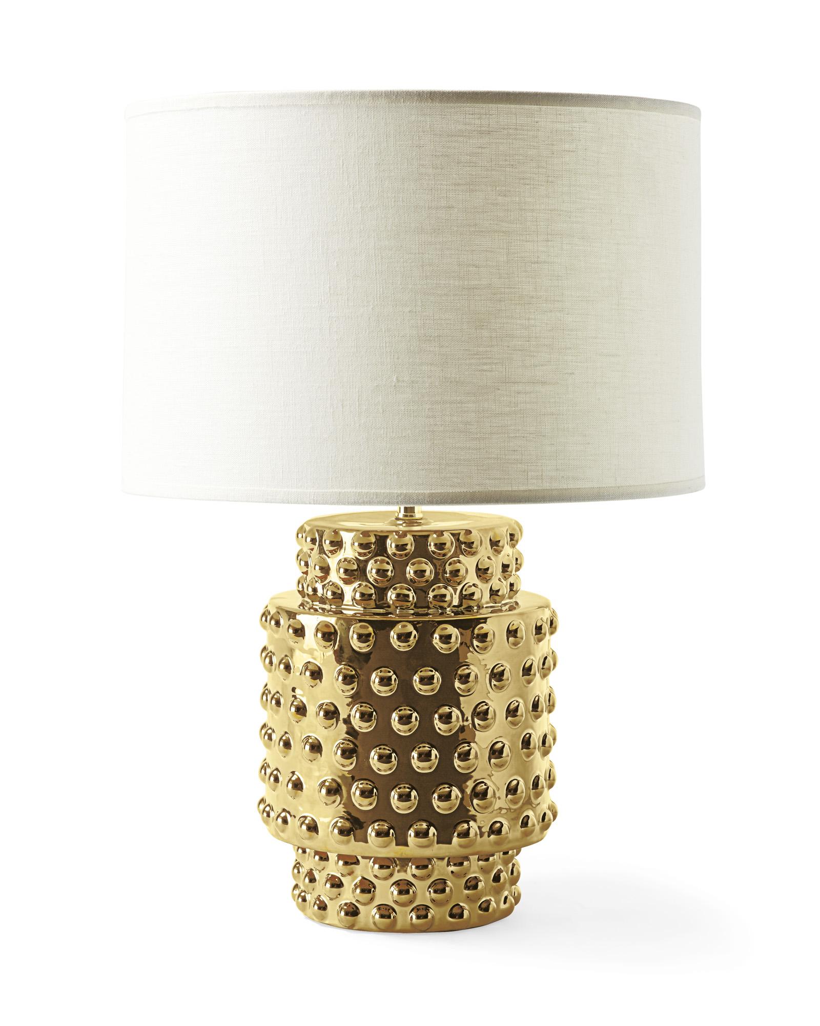 tinsley table lamp / $339