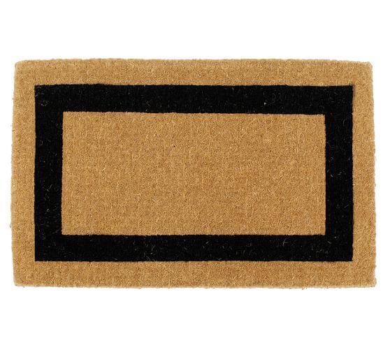 simple doormat