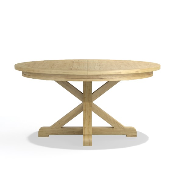 we love this american oak table – and at over $600 off, we're dreaming of ways to use it in a client's home!