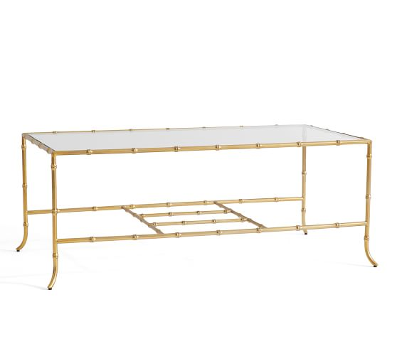 at nearly 50% off, this coffee table is such a steal!