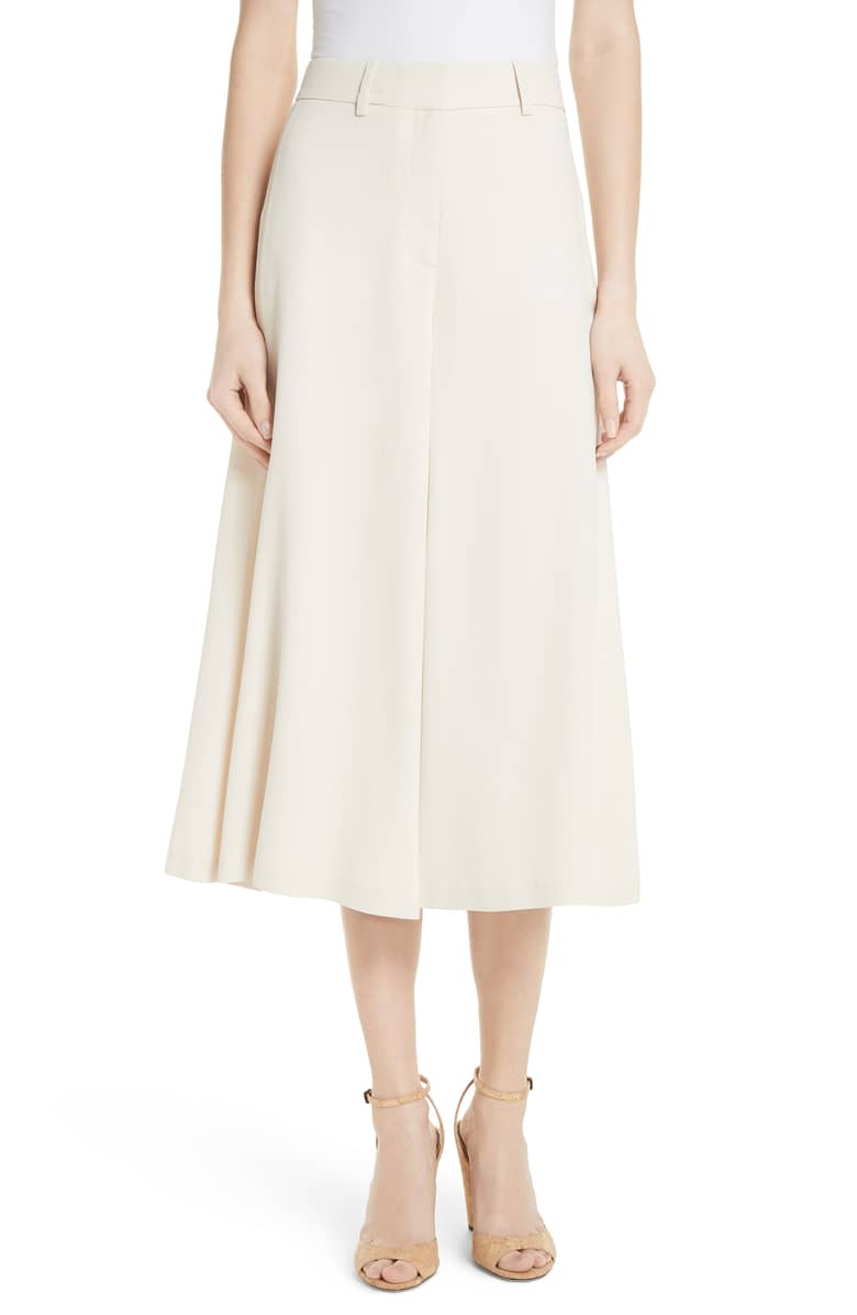 crepe culottes  - $213