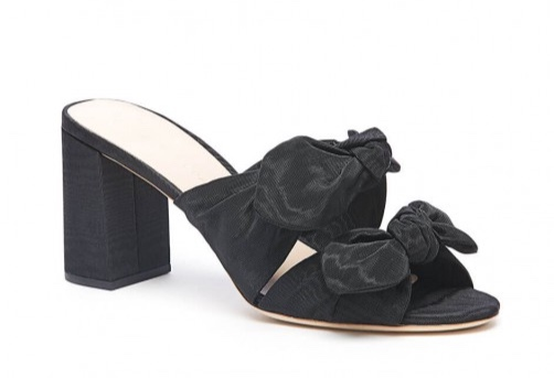 adele double-knotted mule  - $119