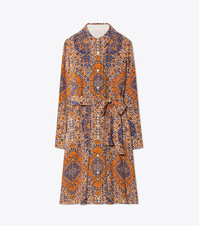 this  vintage inspired paisley dress  is a score right now