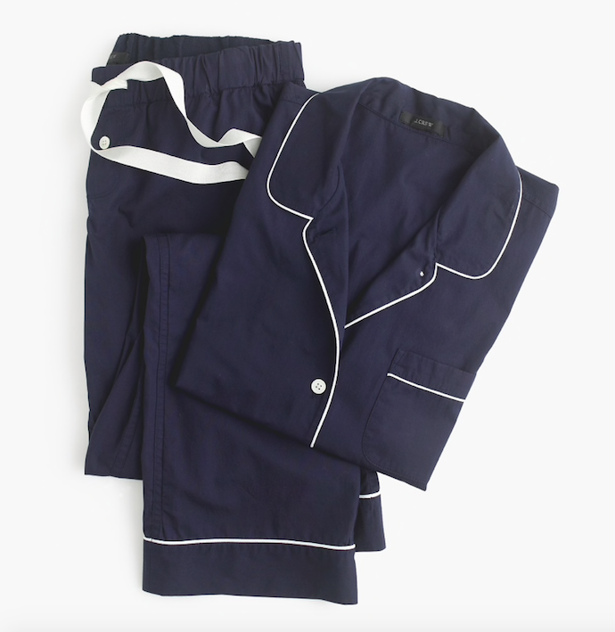 our favorite  vintage pajama set  is on sale for $57