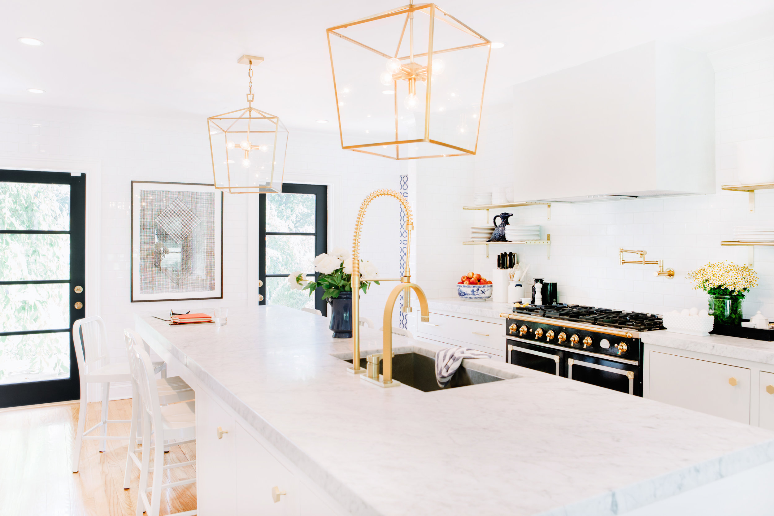 our  kitchen lanterns  can be yours! / source: one kings lane / photo: leslee Mitchell