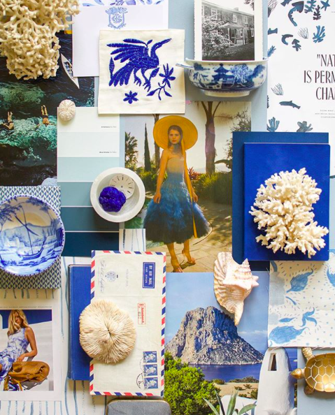 we can't get enough of these  storytelling mood boards