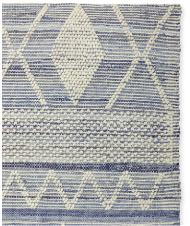 Our cozy  denim bedroom rug  is the perfect touch!! It's equals parts charming and stylish, adding the perfect flare to your space.