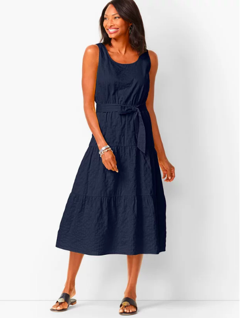 a breezy  tonal striped maxi dress ? yes please!