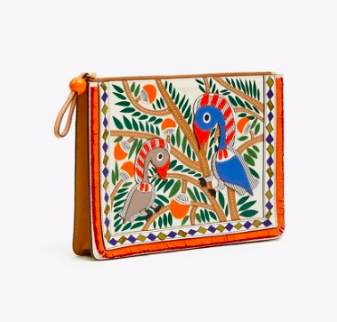 how darling is this colorful  toucan pouch ?!?!