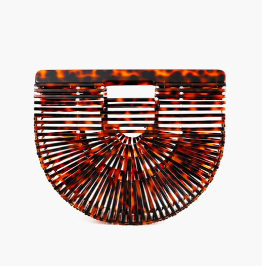 this  tortoise clutch  is a steal at $58!