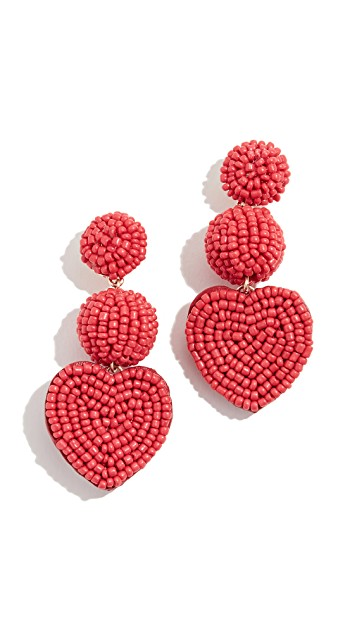 out hearts skipped a beat when we saw these  beaded beauties  for $31!