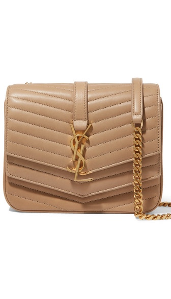 take 30% off this  classic quilted cross body !