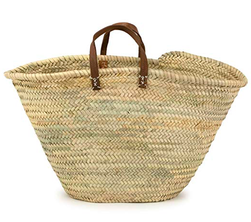 this  straw market bag  is a must have for summer! and it's under $40!