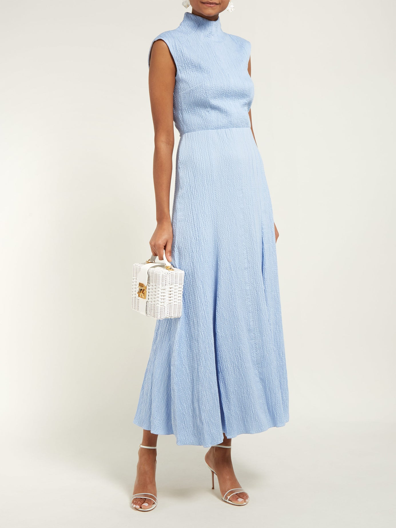 hello color crush! this  graceful dress  is splurge worthy!