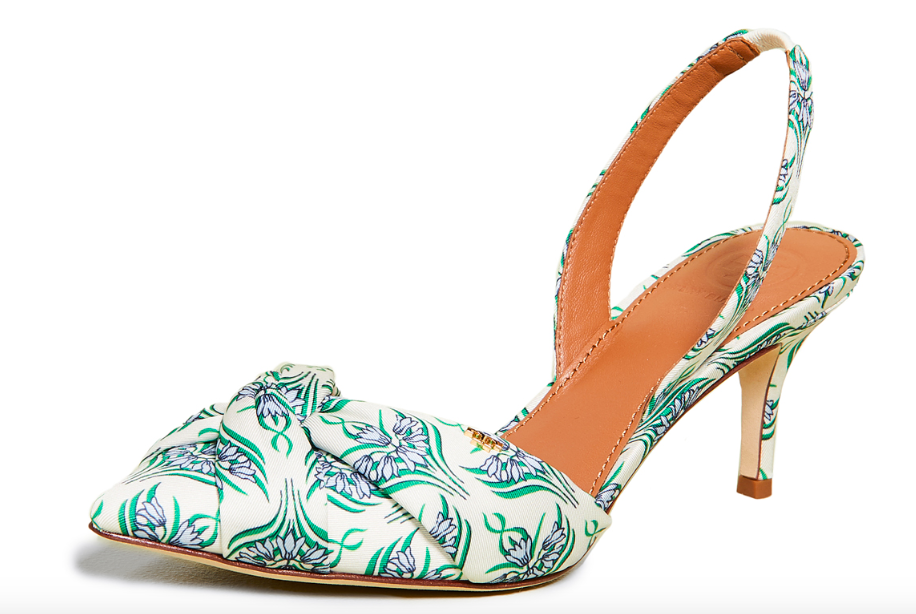 how happy are these  slingback pumps ?!? take 30% off today!