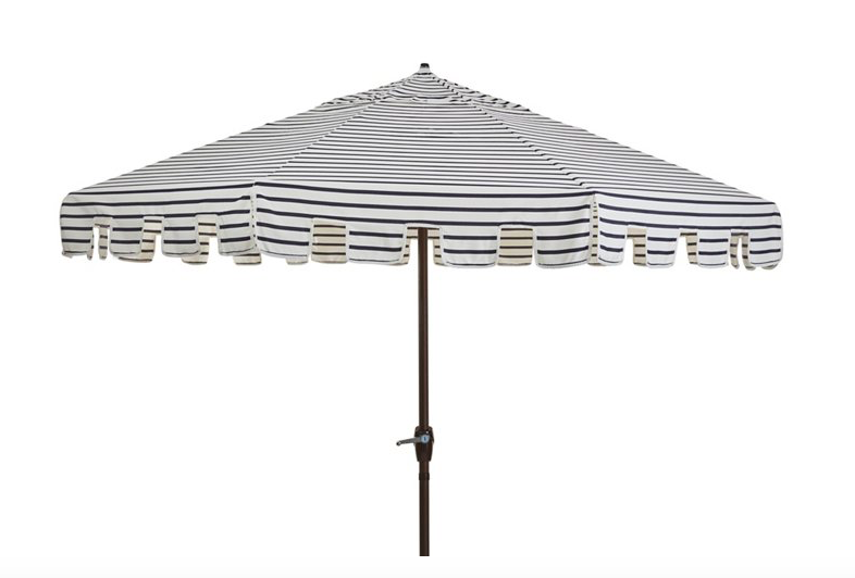we've never met a stripe we didn't like… especially in  umbrella  form!