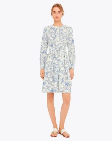deal alert - this  safari print wrap dress  is on MAJOR sale!
