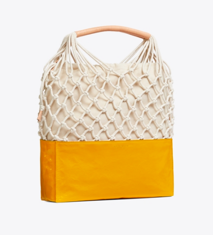 the most darling  netted bag !