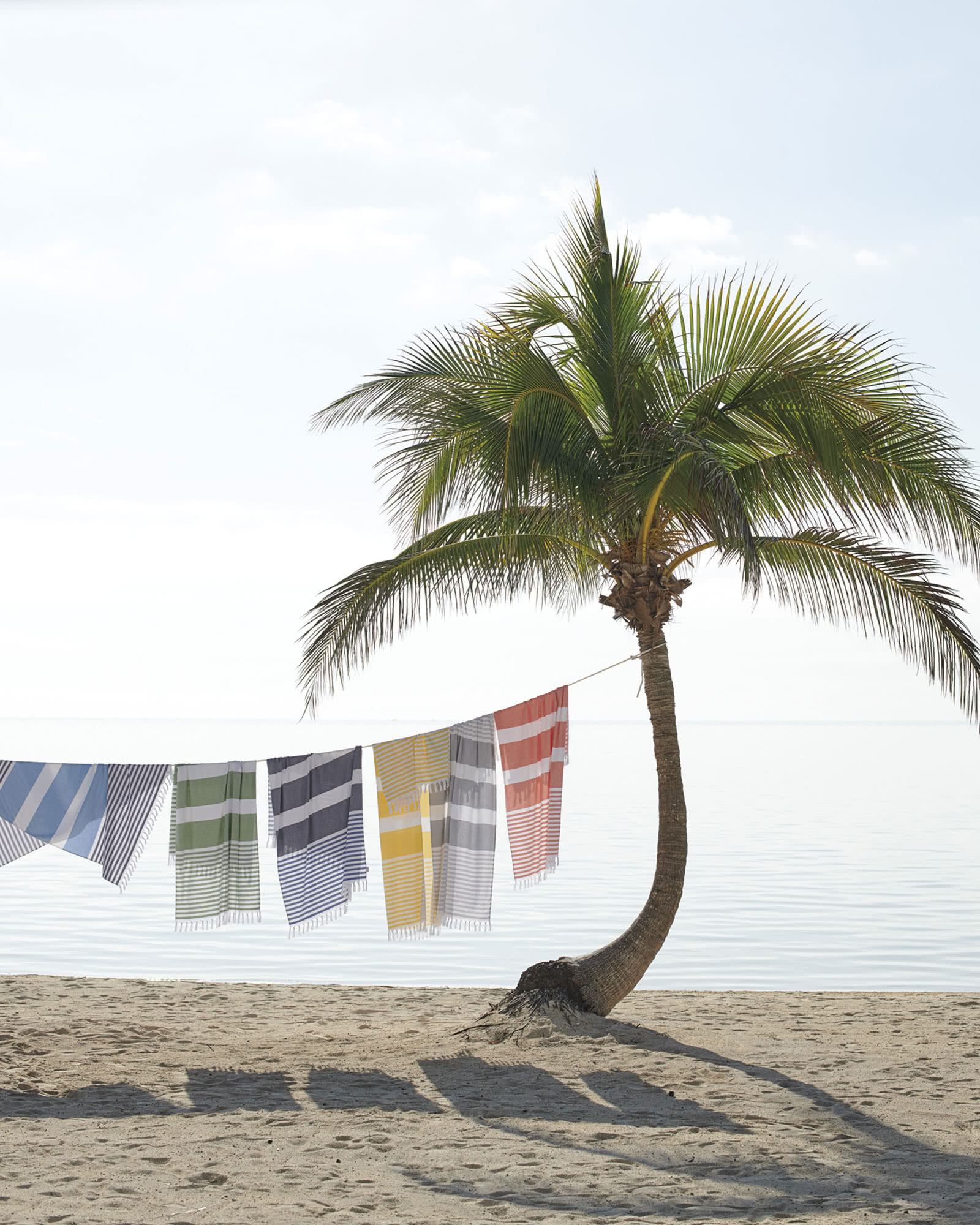 the  perfect striped beach towel  - now on sale for $38.4
