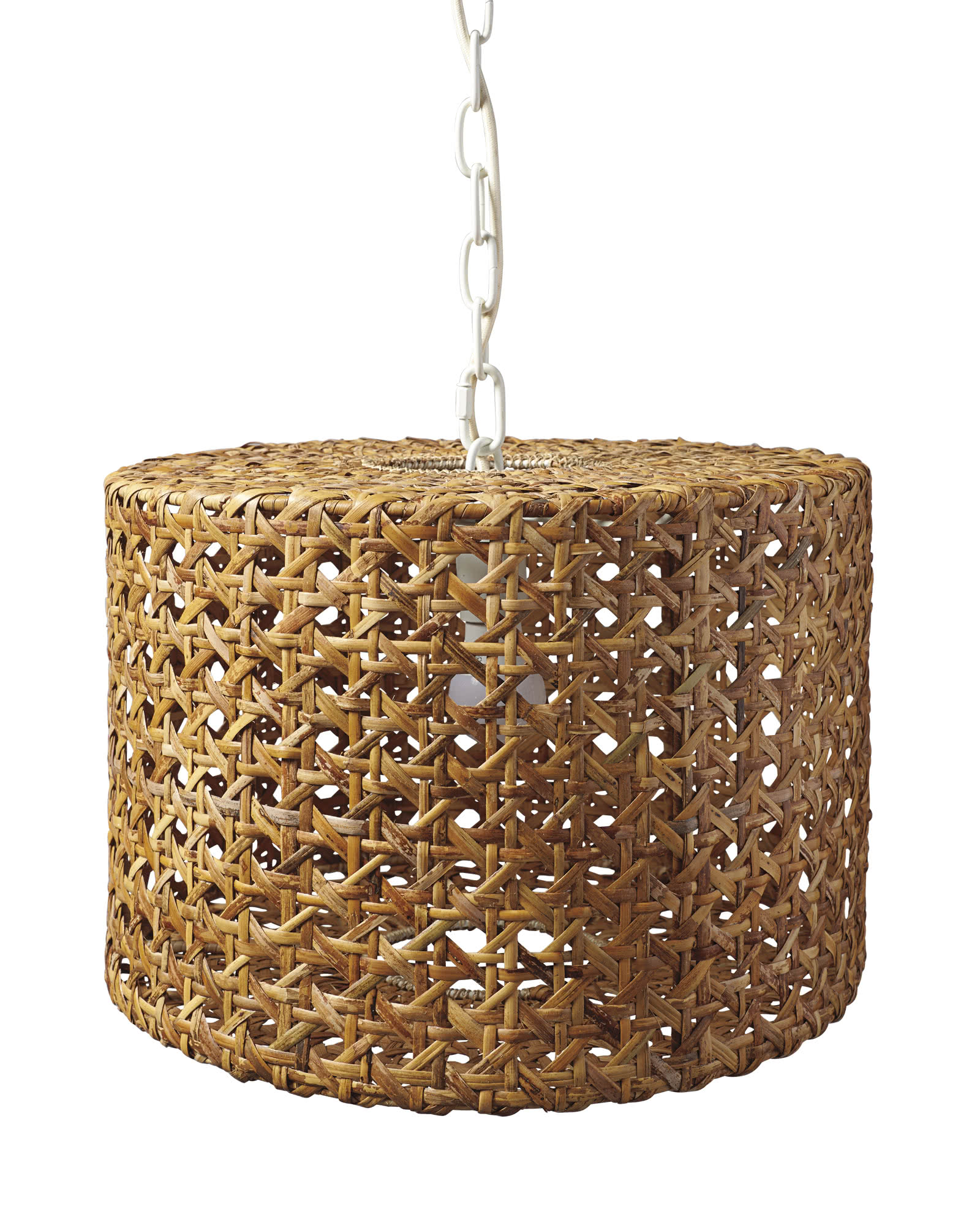 how amazing would this  woven pendant  be in a sunroom?!?!