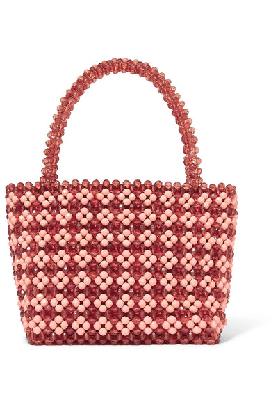 this might just be our favorite find of the day… this  beaded bag  was just marked down to $82.50!