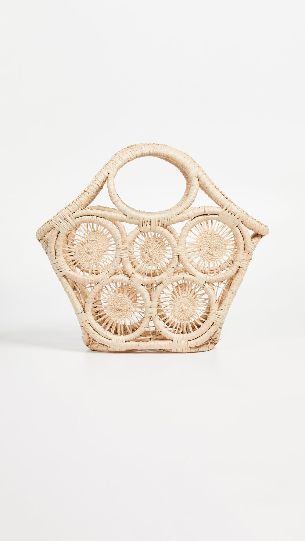 this  sunburst pattern straw bag  is absolute perfection! it's on major sale today!