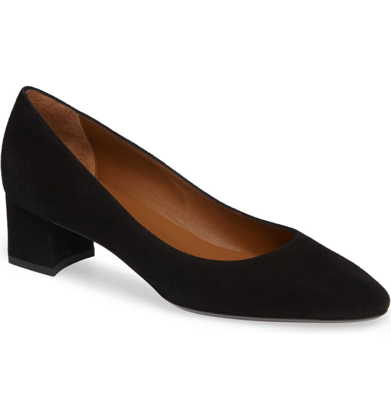 the  perfect black pump  for under $200!