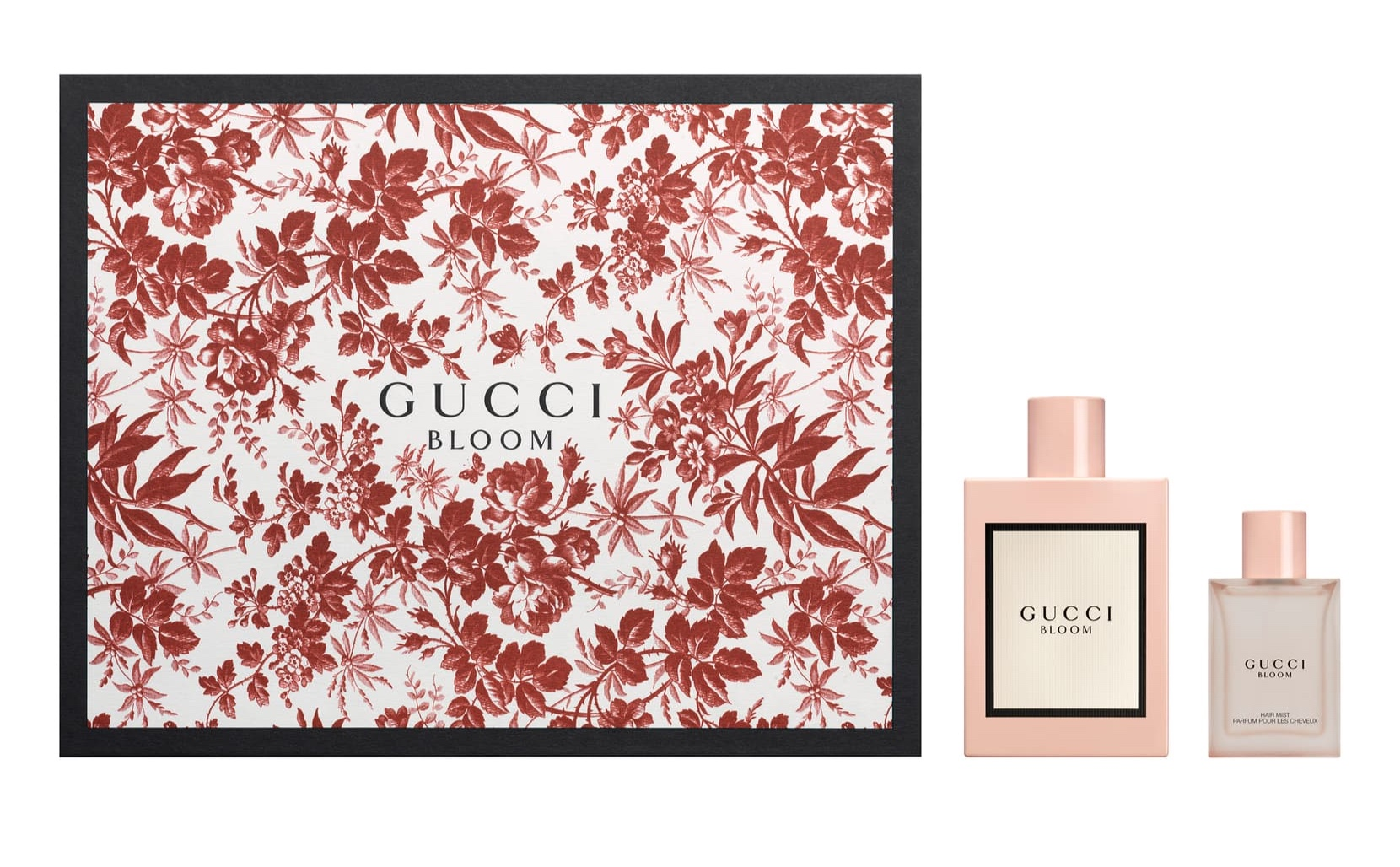 BECAUSE WE CAN'T RESIST THIS  SCENT  (AND ITS PRETTY PACKAGING)!