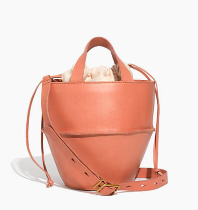 you can never have too many  bucket bags … especially when they're on sale! be sure to check out all of the fun colors this one comes in!