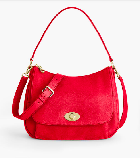 this  sleek bag  is so spacious… 25% off today!