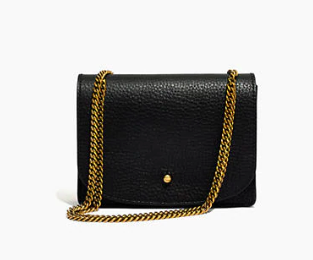 personalize this  chic crossbody  for just $10!