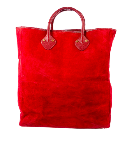take an extra 20% off this  orangey-red bag  that's currently discounted to $375!