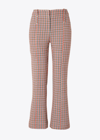 these  plaid pants  are swoon-worthy!