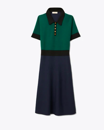 how perfect is this  color block dress ?!?!