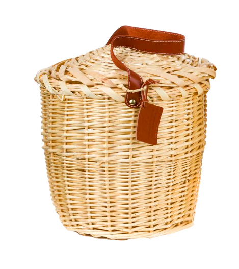 how chic is this  straw bag ?!?!