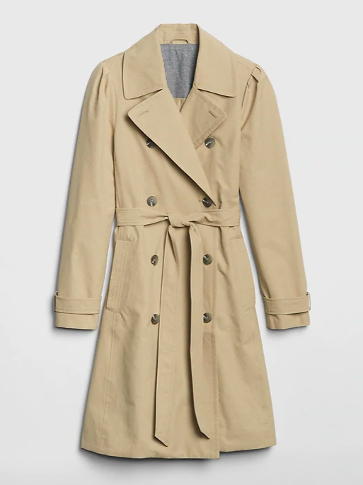 this  trench coat  is a must-have staple piece for fall!